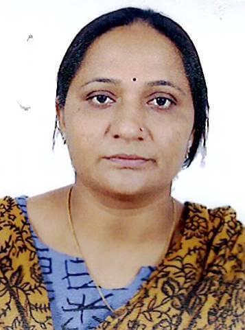 Dr. Jagruti. C. Patel