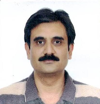 Mr. S. D. Jhala