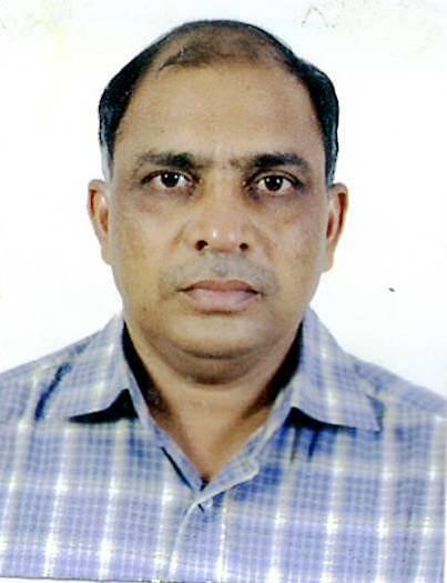 Mr. Suman H. Patel