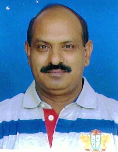 Dr. P. K. Patel