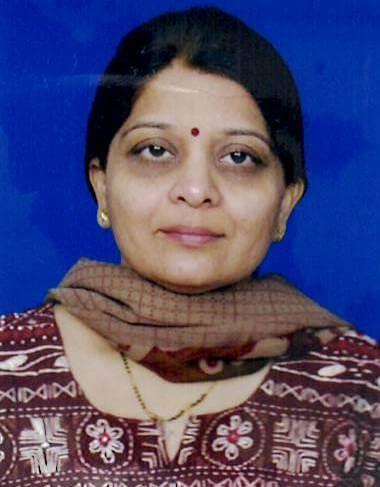 Mrs. Y. U. Shah